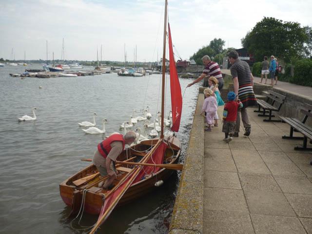 marea barca