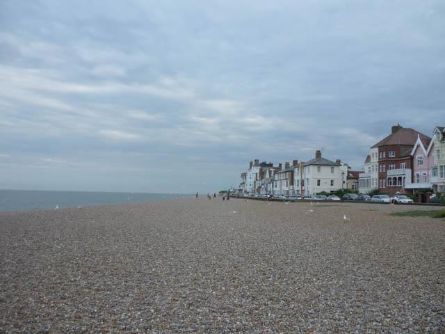 Una gita al mare inglese